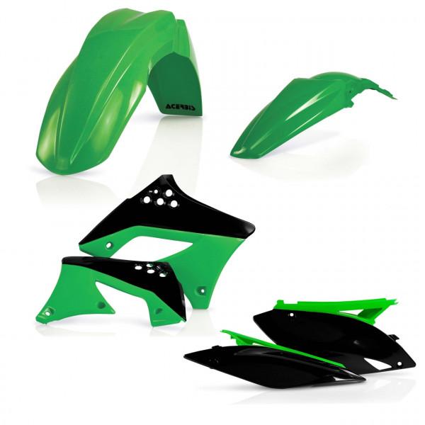 Acerbis Plastik Kit KXF 250 09-12 Original