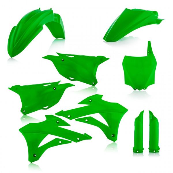Acerbis Full Plastik Kit KX 85/100 14-19 Grün