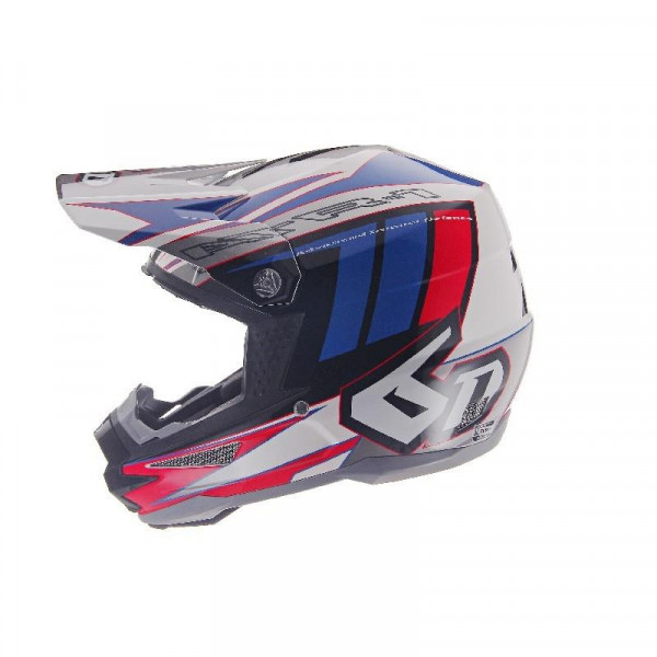6D Helm ATR-1 Point Red White Blue