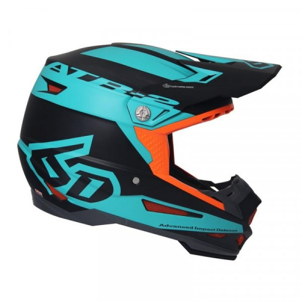 6D Helm ATR-2 Sector Teal