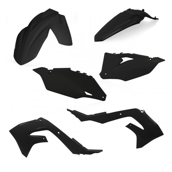 Acerbis Plastik Kit KXF 450 19 Schwarz