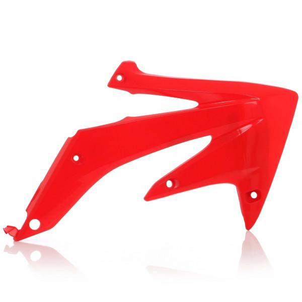 Acerbis Kühlerverkleidung CRF 450 05-08 + CRE450 05-06 Rot