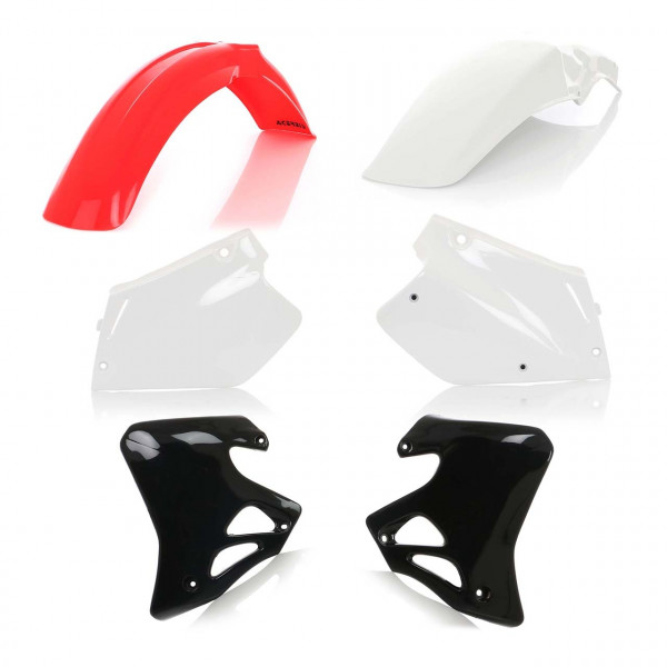 Acerbis Plastik Kit CR 125 95-97 Original