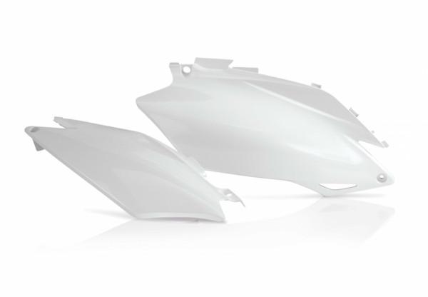 Acerbis Seitenverkleidung CRF 250 11-13 + CRF 450 11-12 Weiß