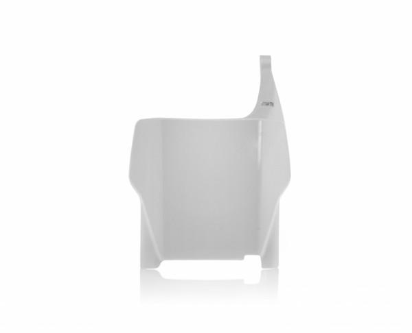 Acerbis Nummerntafel Front CR 125/250 04-07 + CRF 250/450 04-07 Weiß