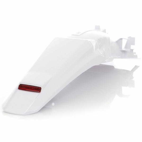 Acerbis Kotflügel hinten CRF 250X 04-17 Weiß