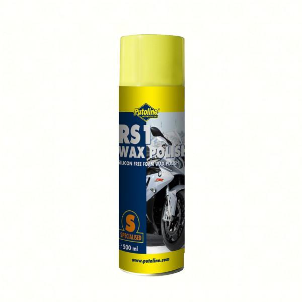RS1 Wax Polish Sprayl 500 ml