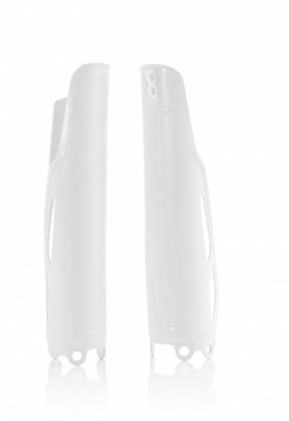 Acerbis Gabelschützer CRF 250 + CRF 450 19 Weiß