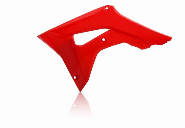 Acerbis Kühlerverkleidung CRF 450 17-19 + CRF 250 18-19 Rot