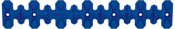Polisport Krümmerschutz Armadillo 22cm blau