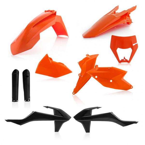 Acerbis Full Plastik Kit EXC/EXC-F 17/19
