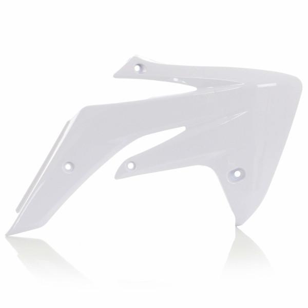 Acerbis Kühlerverkleidung CRF 150 07-19 Weiß