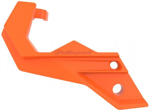 Polisport Gabelfußschutz paar orange