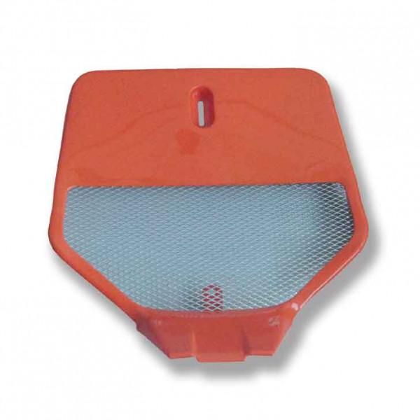 Polisport Startnummerntafel Airflow orange