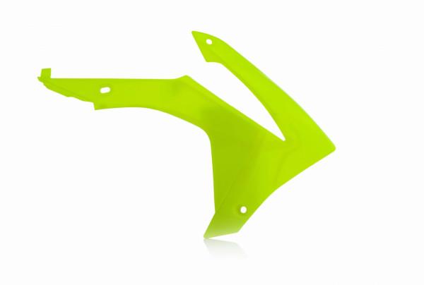Acerbis Kühlerverkleidung CRF 450 13-16 + 250 14-17 Neon Gelb