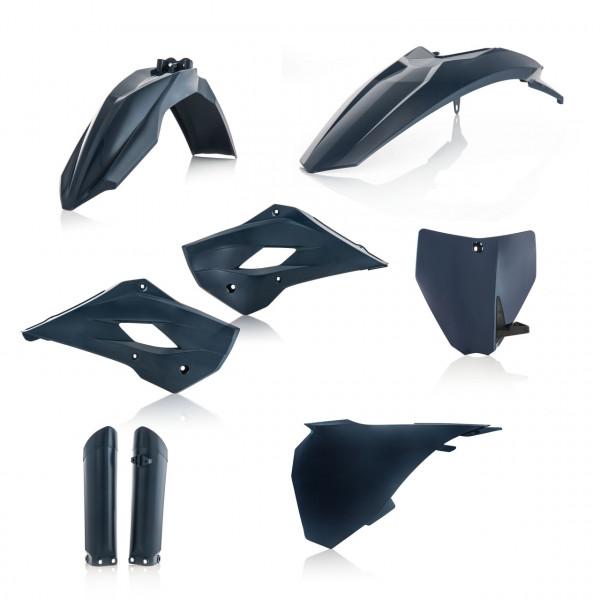 Acerbis Full Plastik Kit TC 85 14-17 Blau