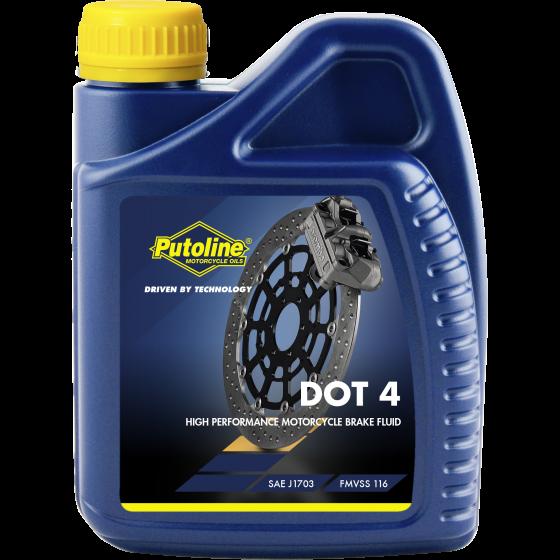 Putoline DOT 4.0 500 ml