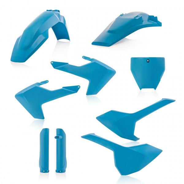 Acerbis Full Plastik Kit TC/FC 16-18 (NO TC 250 16) Blau 2