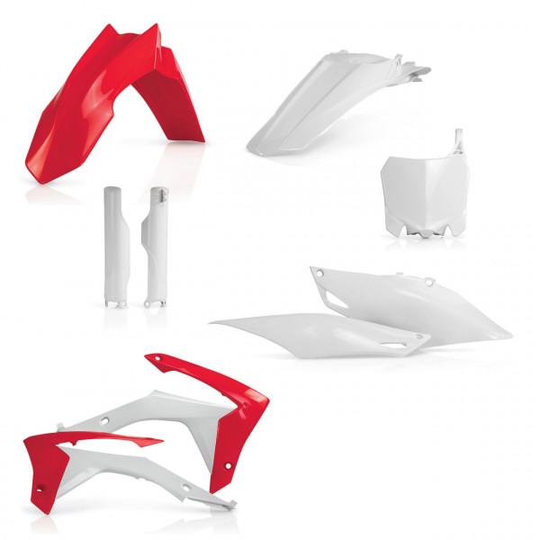 Acerbis Full Plastik Kit CRF 250 14-17 + CRF 450 13-16 Original