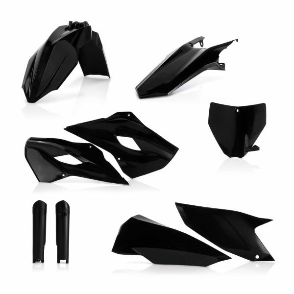 Acerbis Full Plastik Kit TE/FE 14 Schwarz