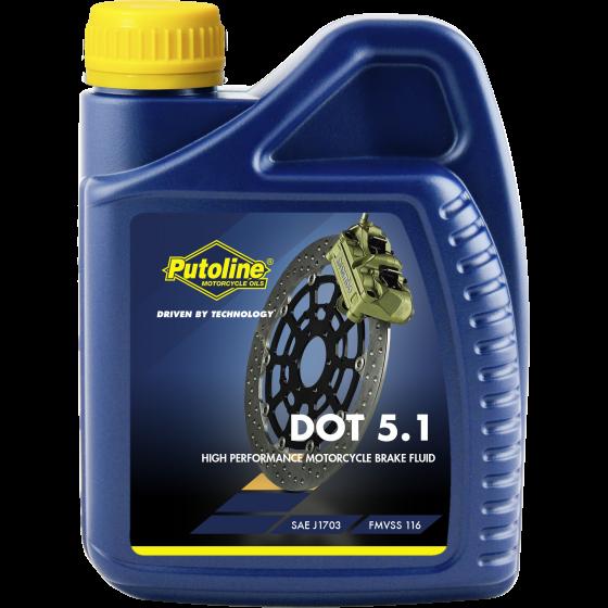 Putoline DOT 5.1 500 ml