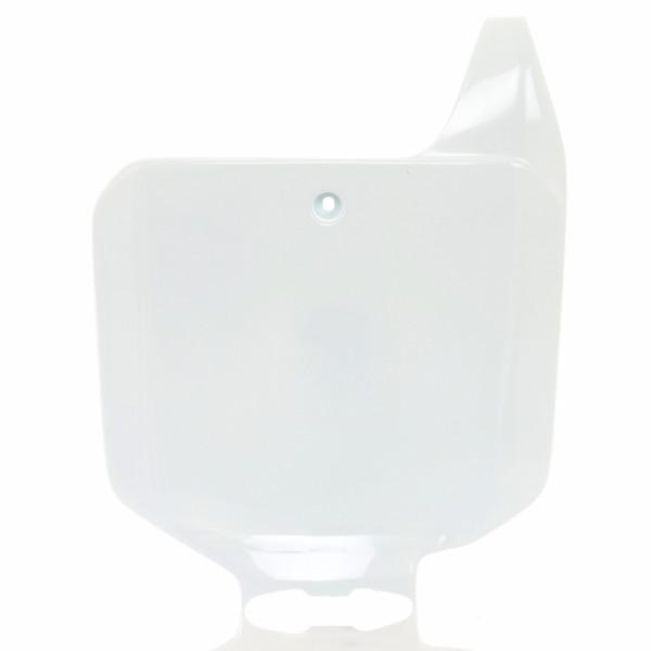 Acerbis Nummerntafel Front CR 125 95-99 Weiß