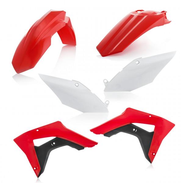 Acerbis Plastik Kit CRF 450 RX 17-18 Original