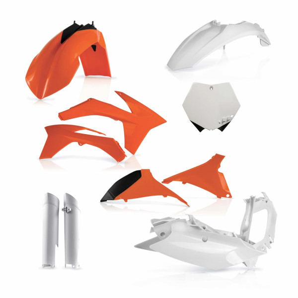 Acerbis Full Plastik Kit SX-F 11-12 + SX 12 Original