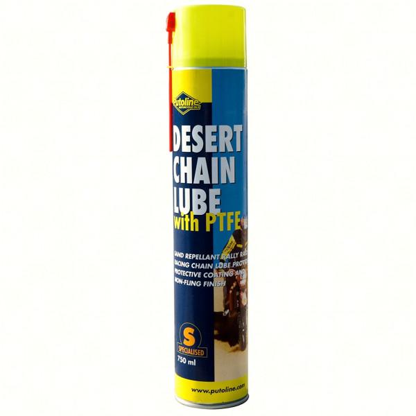 Putoline Desert Chain Lube PTFE 750 ml