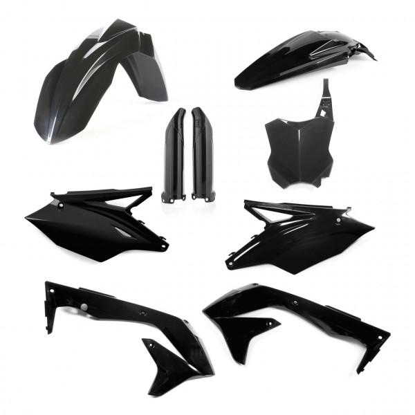 Acerbis Full Plastik Kit KXF 450 18 Schwarz