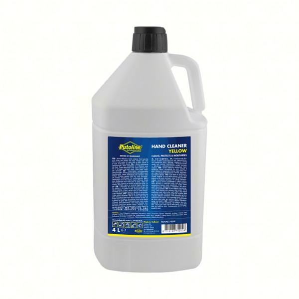 Putoline Hand Cleaner Yellow Gel 4 L
