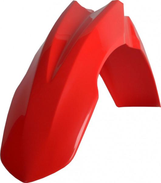 Polisport Vorderradkotflügel rot 04