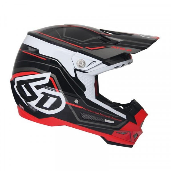 6D Helm ATR-2 Circuit Black