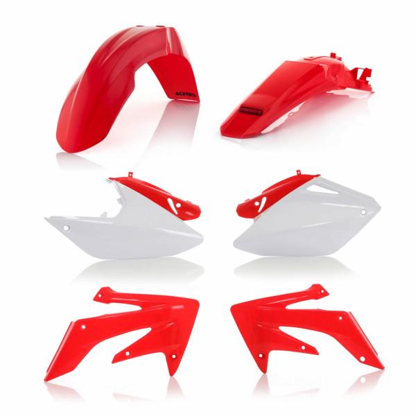 Acerbis Plastik Kit CRF 250X 04-12 Original