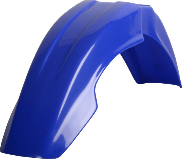 Polisport Vorderradkotflügel blau 98