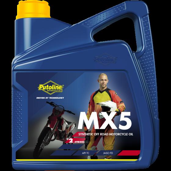 Putoline MX 5 4 L