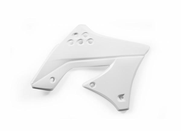 Acerbis Kühlerverkleidung KXF 250 09-12 Weiß