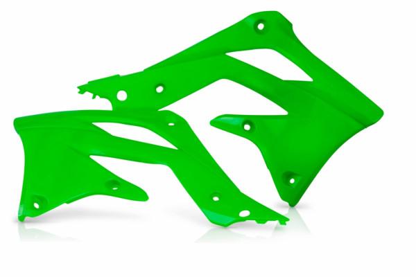 Acerbis Kühlerverkleidung KXF 450 12-15 + 250 13-16 Grün 2