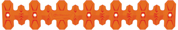 Polisport Krümmerschutz Armadillo 22cm orange