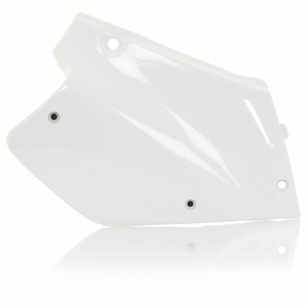 Acerbis Seitenverkleidung CR 125R 95-97 + CR 250 95-96 Weiß