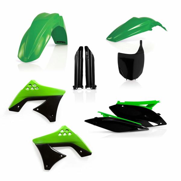 Acerbis Full Plastik Kit KXF 250 09-13 Original