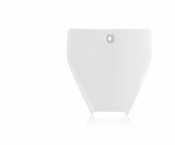 Acerbis Nummerntafel Front TC 85 18-19 Weiß