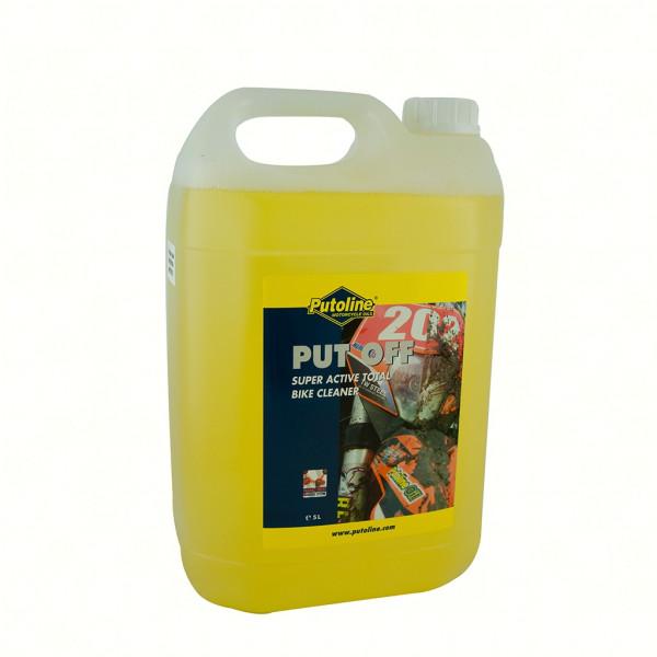 Putoline Put Off Bike Cleaner 5 L