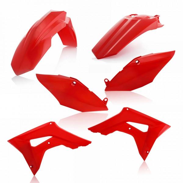 Acerbis Plastik Kit CRF 250-450 19 Rot