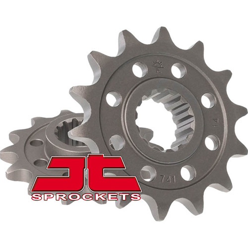 JT Sprockets Ritzel RM 125 86-11 RMZ 250 07-12