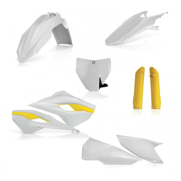 Acerbis Full Plastik Kit TC 125 14-15 + TC 250 14-16 + FC 14/15 Original
