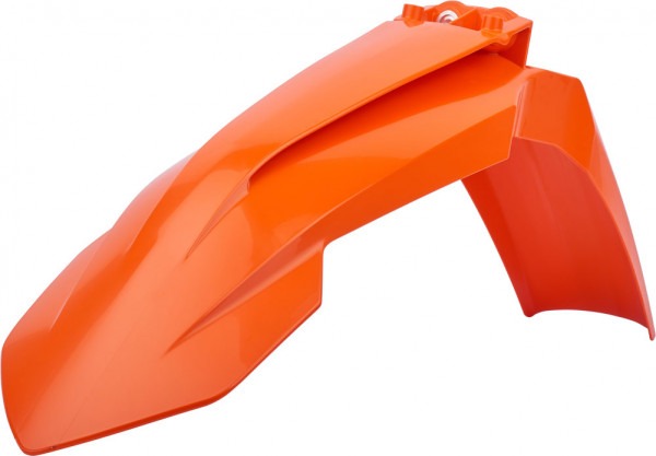 Polisport Vorderradkotflügel orange