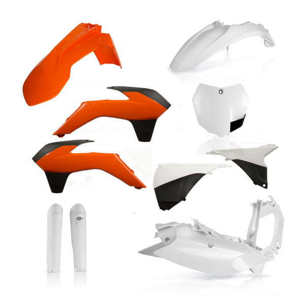 Acerbis Full Plastik Kit SX/SX-F 15 Original