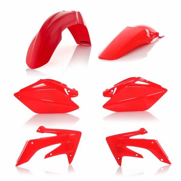 Acerbis Plastik Kit CRF 250 06-09 Rot