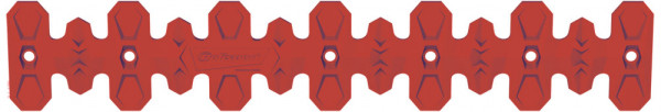 Polisport Krümmerschutz Armadillo 22cm rot